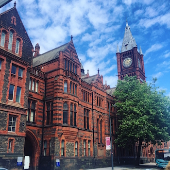 Liverpool, England study abroad